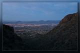 Sabino Canyon Sunrise 01