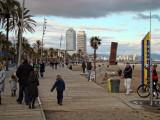 Barcelona, La Playa