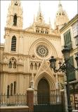 gorgeous church in a side street off the plaza