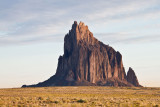 Shiprock -- en route to Utah in New Mexico