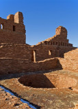Abo ruins (Salina Pueblo Mission National Moument)