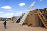 Acoma Pueblo, NM - claimed to be oldest continuously occupied settlement in North America