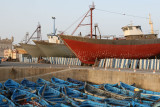 Boat construction and repairs
