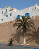 The outer wall of the Medina