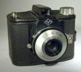 My proud possession  the Agfa clack camera