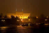 Lublin Old Town by Night