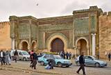 Bab Mansour El Alj Gate