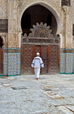 The Madrasa Bou Inania in Fez