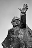 Karol Swierczewski Monument