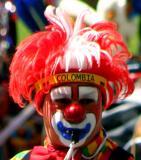 Clowning Around.