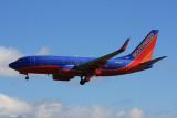Southwest Boeing 737November 21, 2008
