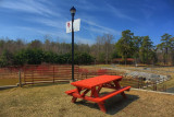 Picnic Table In HDR