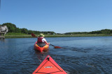 Kayaking Cape CodJuly 5, 2009