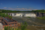 Cohoes Falls in HDRJuly 6, 2009