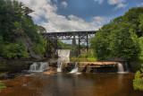 Waterfalls, Bridges & a DamAugust 10, 2009