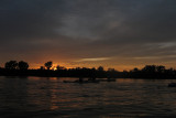 Kayaking SunsetAugust 11, 2009