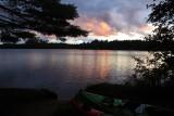 Kayaking SunsetSeptember 18, 2009