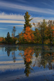 Autumn Reflection in High Dynamic Range (HDR)October 12, 2009
