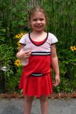 Granddaughter EmmaJune 27, 2010