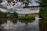 Mohawk River in HDRSeptember 13, 2010