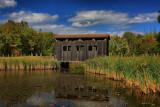 Covered Bridge Reflection in HDRSeptember 25, 2010