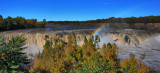 Cohoes Falls Panorama in HDROctober 2, 2010