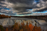 Cohoes Falls in HDROctober 16, 2010