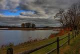 Mohawk River in HDR November 6, 2010