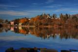 Mohawk River in HDR November 13, 2010