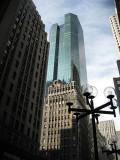 Skyscraper in New York City November 20, 2010