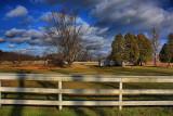 Farm Landscape in HDR November 27, 2010