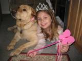 Glinda and Grandaughter EmmaDecember 26, 2010