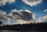 Sun Behind CloudJanuary 3, 2011