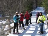 Snowshoe OutingJanuary 17, 2011