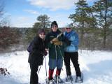 Snowshoeing The Pine BushJanuary 22, 2011