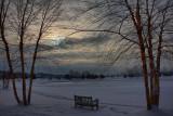 Snow Landscape in HDRJanuary 26, 2011