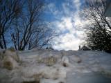 Huge SnowbankFebruary 14, 2011