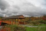 Covered Bridge in AutumnSeptember 29, 2012