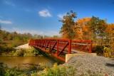 Bridge in Park in HDROctober 5, 2012
