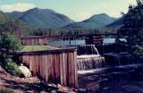 Marcy Dam in the Adirondack High Peaks
