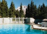 Mt. Hood and Timberline Lodge Pool