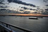 August 17, 2006New York Harbor Sunrise