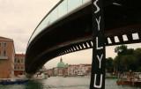 The Calatrava´s bridge