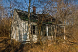 Abandoned House, Warrenton, VA