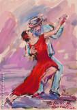 Tango, by Stellario Baccellieri 2009