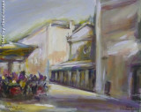 Piazza San Lorenzo in Lucina, by Stellario Baccellieri 2008