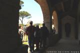 l'affascinante visita alla Scarzuola sotto la guida di Marco Solari