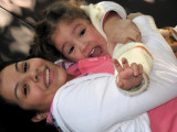 Eunice & Ana Paola's meet&play time...