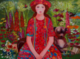 Olga's Secret Garden
