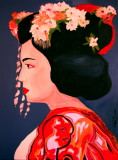 芸者 Sokuhei (Geisha)